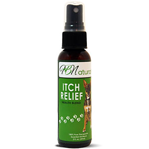 Itch Relief For Animals